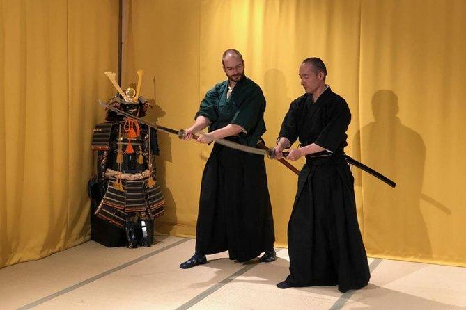 Kyoto Samurai Show og Samurai Sword Experience i Kyoto