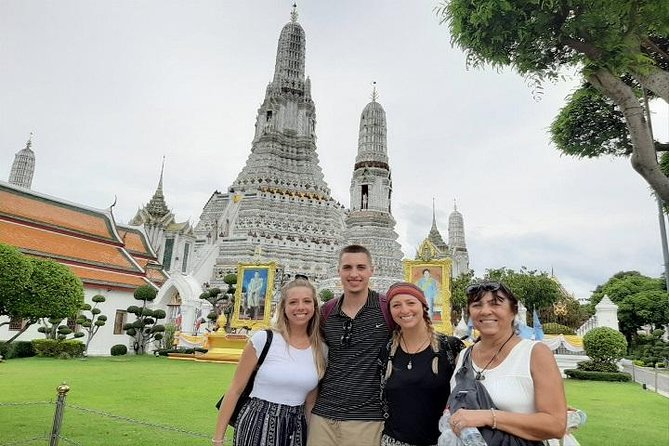 Bangkok City Sightseeing Tour With Grand Palace Private