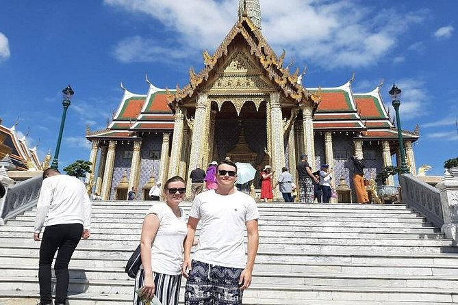 Bangkok City Sightseeing Tour With Grand Palace Private photo 8