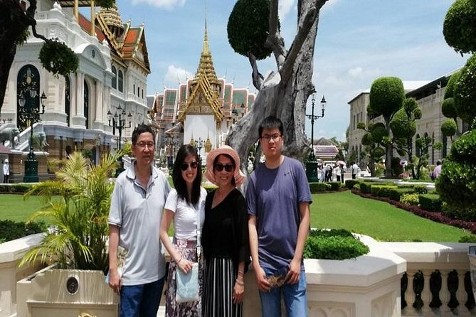 Bangkok City Sightseeing Tour With Grand Palace Private photo 20