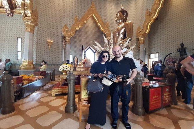 Bangkok City Sightseeing Tour With Grand Palace Private photo 21