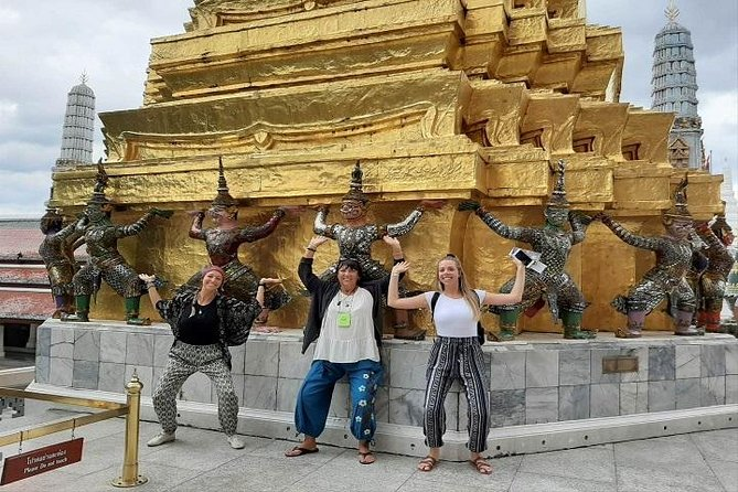 Bangkok City Sightseeing Tour With Grand Palace Private photo 17