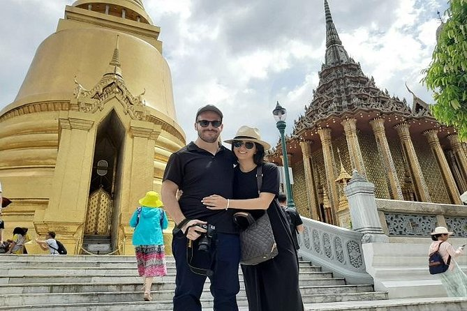 Bangkok City Sightseeing Tour With Grand Palace Private photo 2