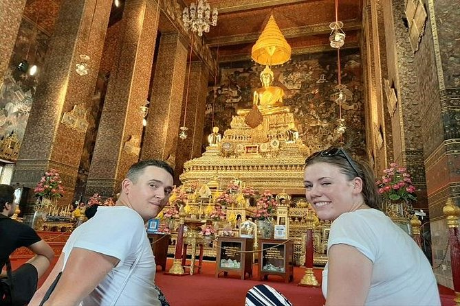 Bangkok City Sightseeing Tour With Grand Palace Private photo 24