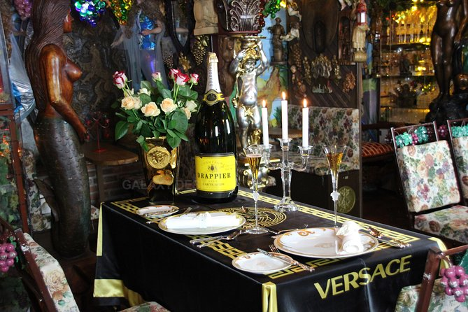 Exclusive Candle Light Dinner with private transfer from Frankfurt