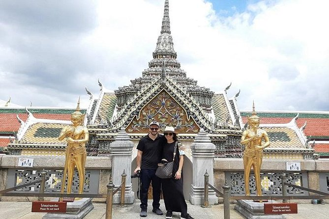 Bangkok City Sightseeing Tour With Grand Palace Private photo 27