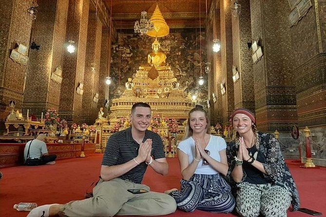 Bangkok City Sightseeing Tour With Grand Palace Private photo 15