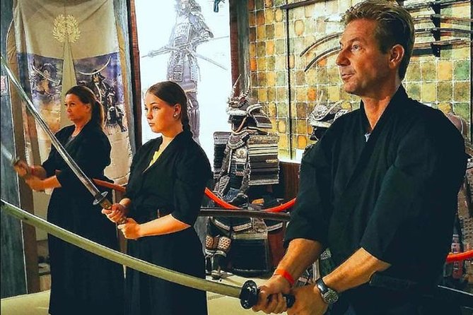 Samurai Sword Experience for Kids and Families (Museum Tour included)