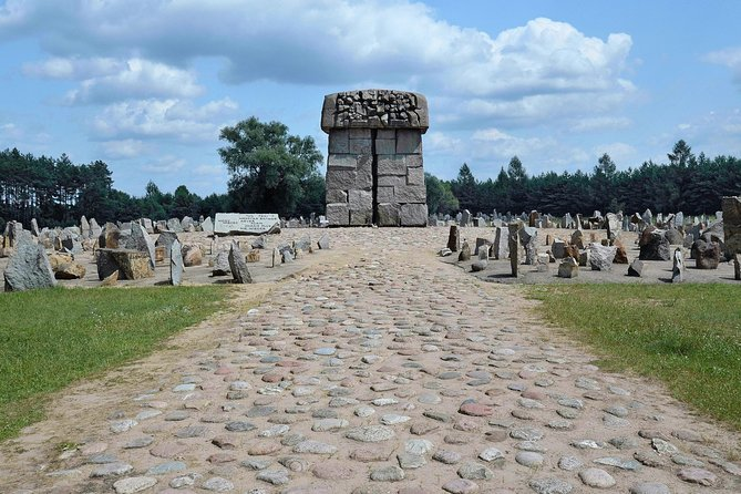 Treblinka - Half Day Tour from Warsaw by private car