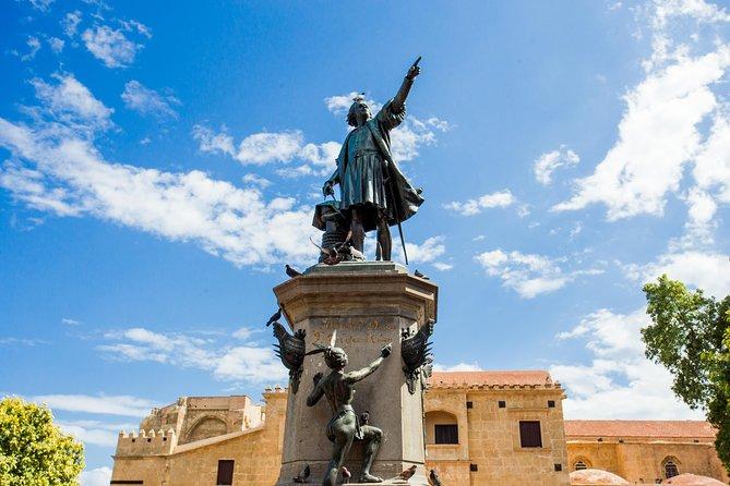 Full-Day City Tour of Santo Domingo from La Romana