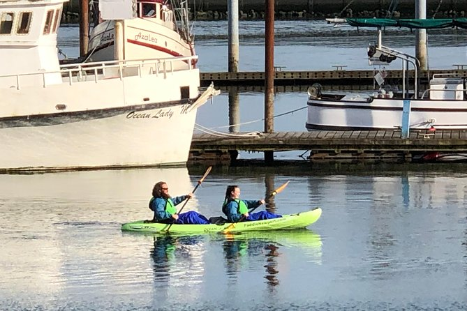 Guided Kayak Tour of Yaquina Bay - 3:00pm photo 7