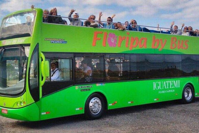 Floripa City Tour by Bus - Whole Island - The Most Complete City Tour