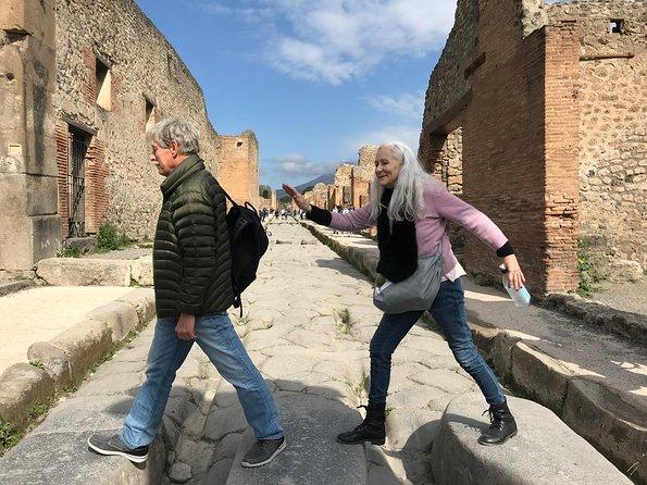 Pompeii Ruins Archeological Adventure!