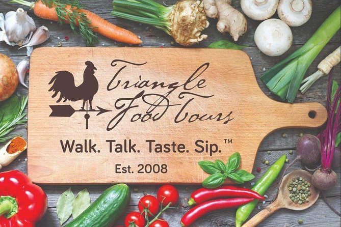 Raleigh, NC - Walking Food Tours