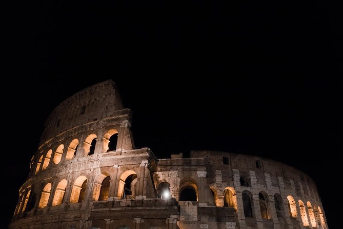 Colosseum by Night - Exclusive Walking Tour