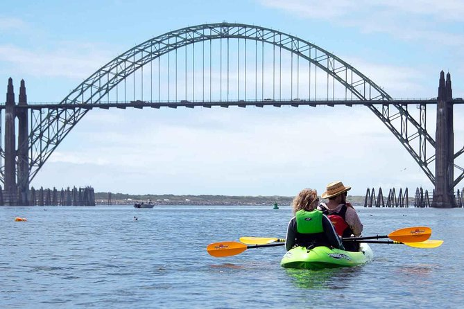 Guided Kayak Tour of Yaquina Bay - 3:00pm photo 1