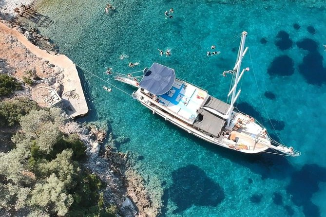 Full Day Private Boat Trip in Fethiye