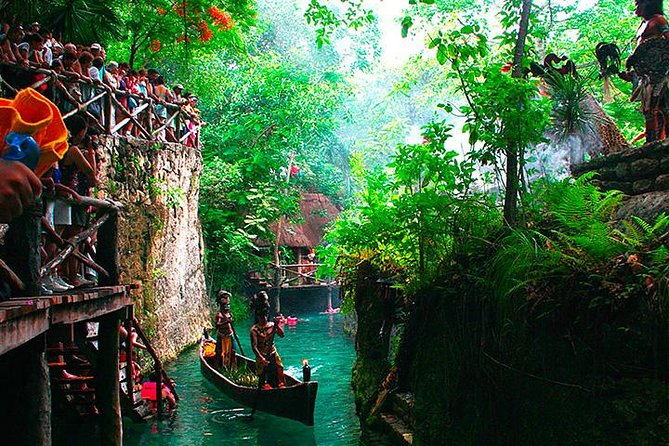 Tour Xcaret All Inclusive from Playa del Carmen photo 6