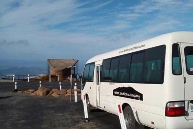 Mt Wellington ONE WAY WALKERS Tour, great option for bushwalkers