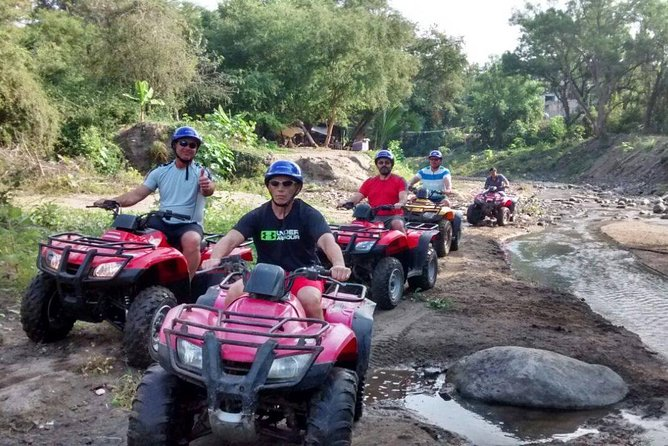 Atvs With Danitours Rural Areas Montains River Carne Azada For Lunch