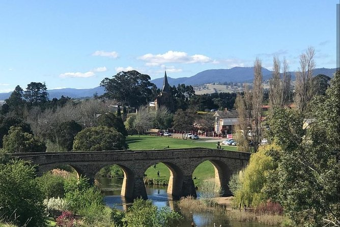 Richmond Historical Village Sightseeing tour from Hobart