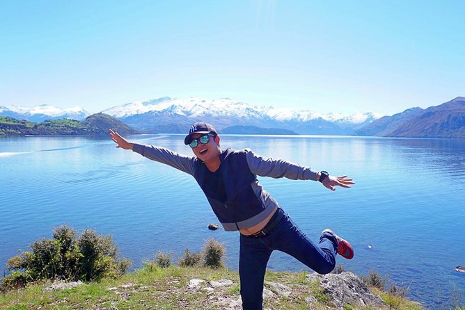 1-Hour Ruby Island Cruise and Walk from Wanaka