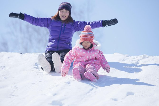 Winter Fun at Mt. Fuji: Fujiyama Snow Resort Yeti & Strawberry Picking photo 3