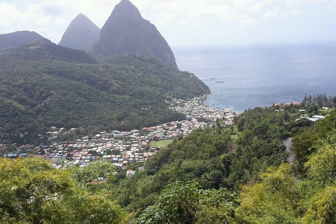 St. Lucia Ladera Resort VIP Tour - Couples Only