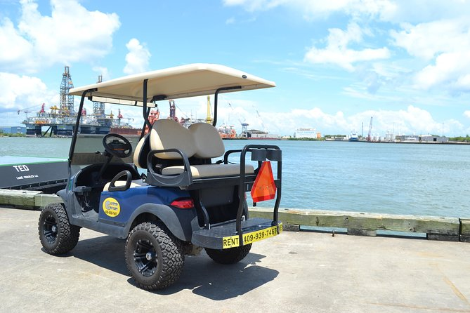 Four Seater Golf Cart (Seawall) photo 4