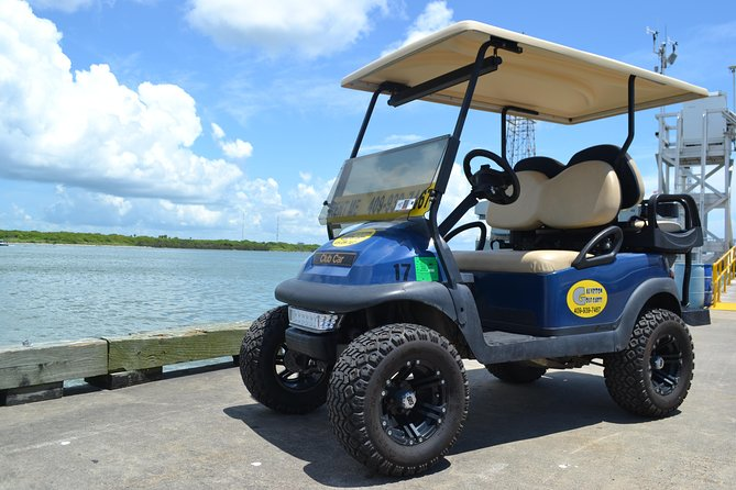Four Seater Golf Cart (Seawall) photo 2