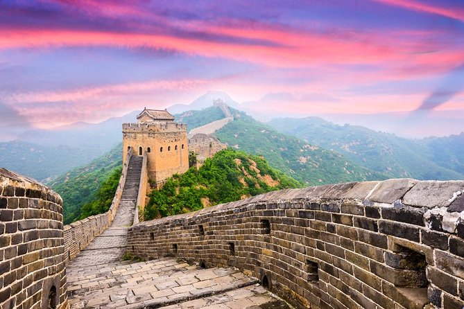 Private Mutianyu Great Wall Tour From Capital Airport or City centre