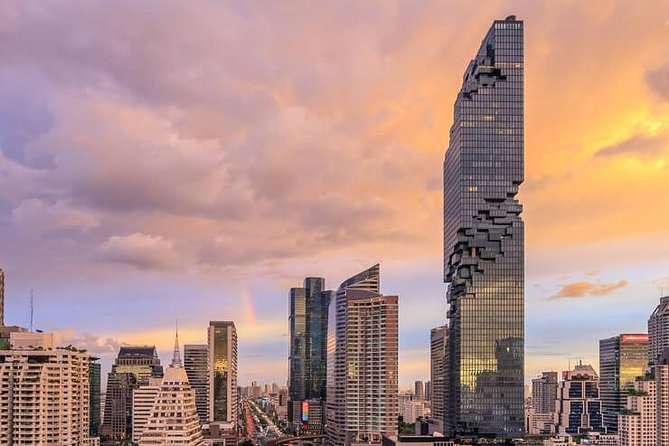Bangkok : Mahanakhon SkyWalk Admission Ticket photo 2