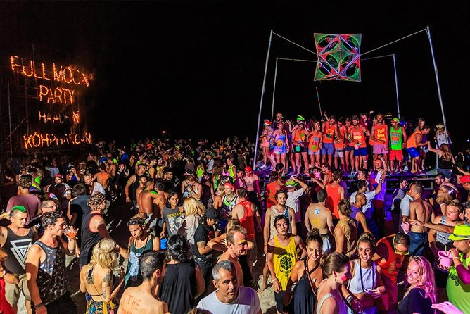 FULLMOON Party 9 February '20 +Transfer from Samui to Beach Party at Koh Phangan photo 1