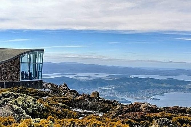 Mt Wellington and City Sights combo tour, Hobart history & views in one day photo 1