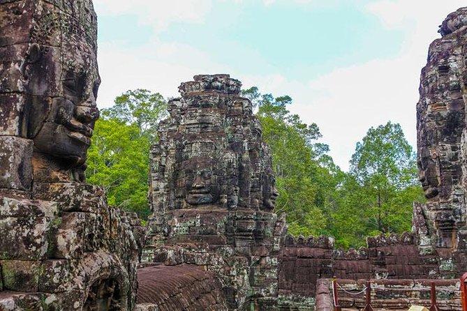 Angkor Wat Small Group Tour Full Day