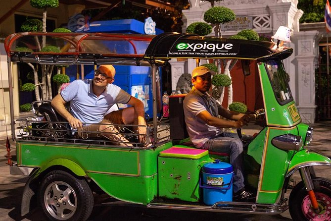 Bangkok by Night Tuk Tuk Tour: Markets, Temples & Food photo 3
