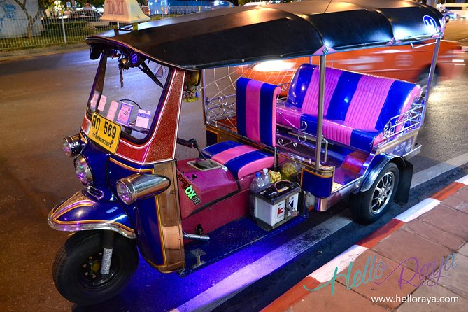 Bangkok by Night Tuk Tuk Tour: Markets, Temples & Food photo 6