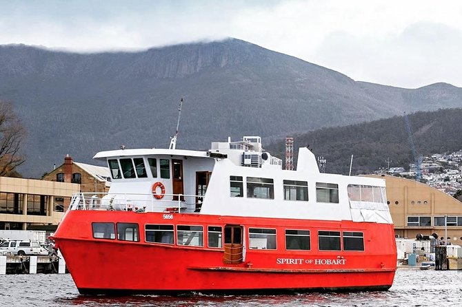 Mt Wellington and Harbour Cruise combo