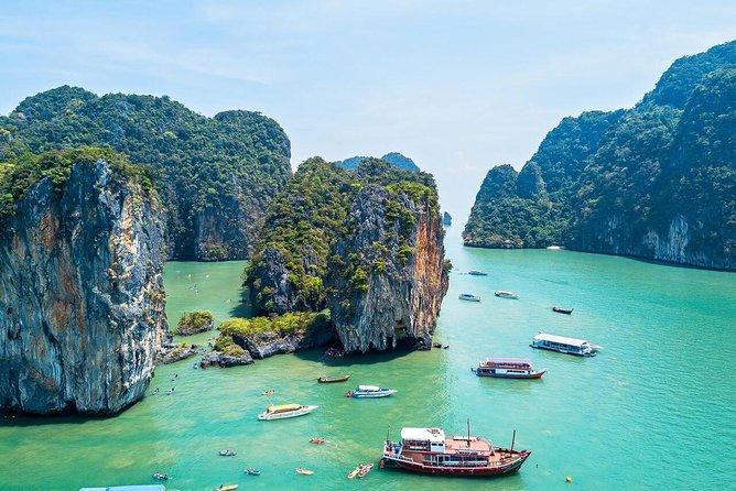 Hong Island Full-Day Canoe and Kayak Tour from Phuket