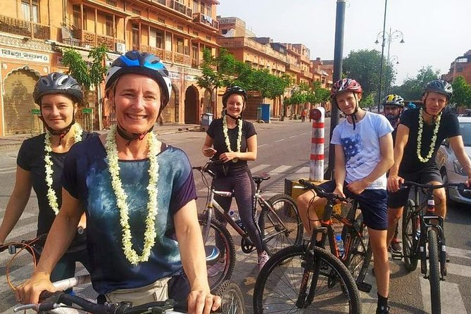 Jaipur Cycling Tour - Including Guide and Breakfast