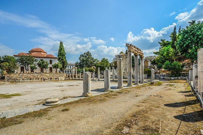 Skip the Line: Roman Agora of Athens Entrance Ticket