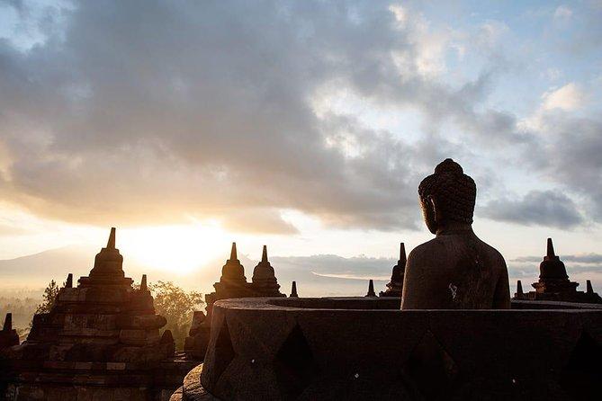 Yogyakarta Borobudur Sunrise