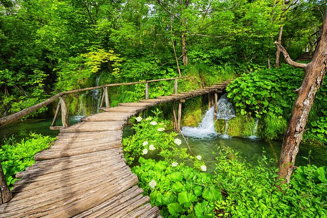 Private Tour to Plitvice Lakes from Split with Drop off in Zagreb photo 3