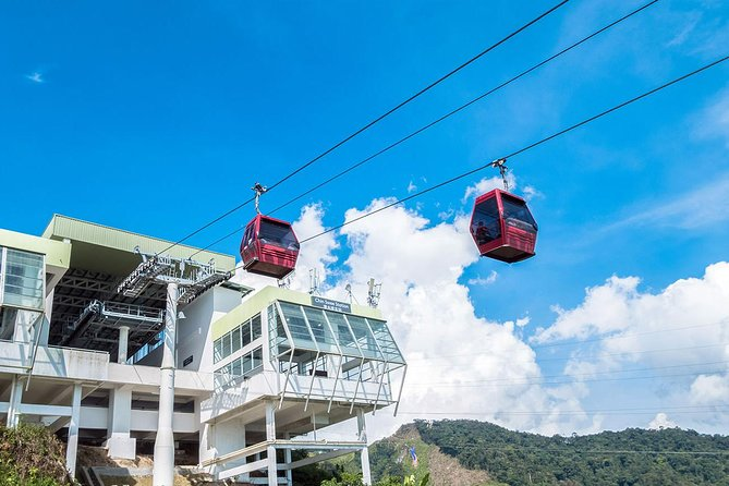 Genting & Batu Caves Tour Include 2-way Cable Car Ride (SIC)