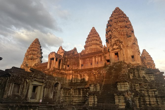 Angkor Wat Temple Private Tour
