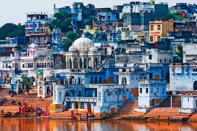 Private Same Day Tour of Ajmer & Pushkar from Jaipur