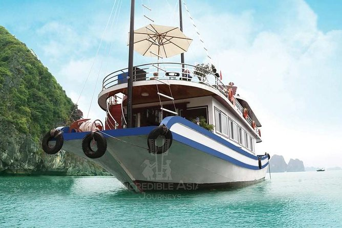 Halong Bay 1 Day With Deluxe Cruise + Kayaking