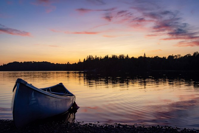 All-Inclusive Algonquin Backcountry Canoe Experience