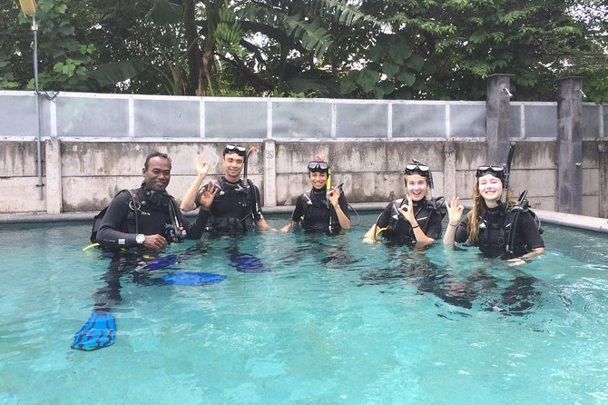 Bali Diving - PADI Open Water Course
