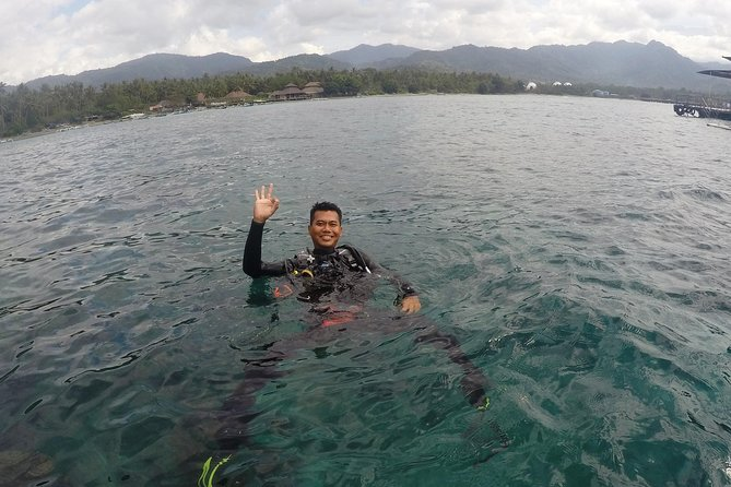 Bali Scuba Diving at Padang Bai for Certified Diver